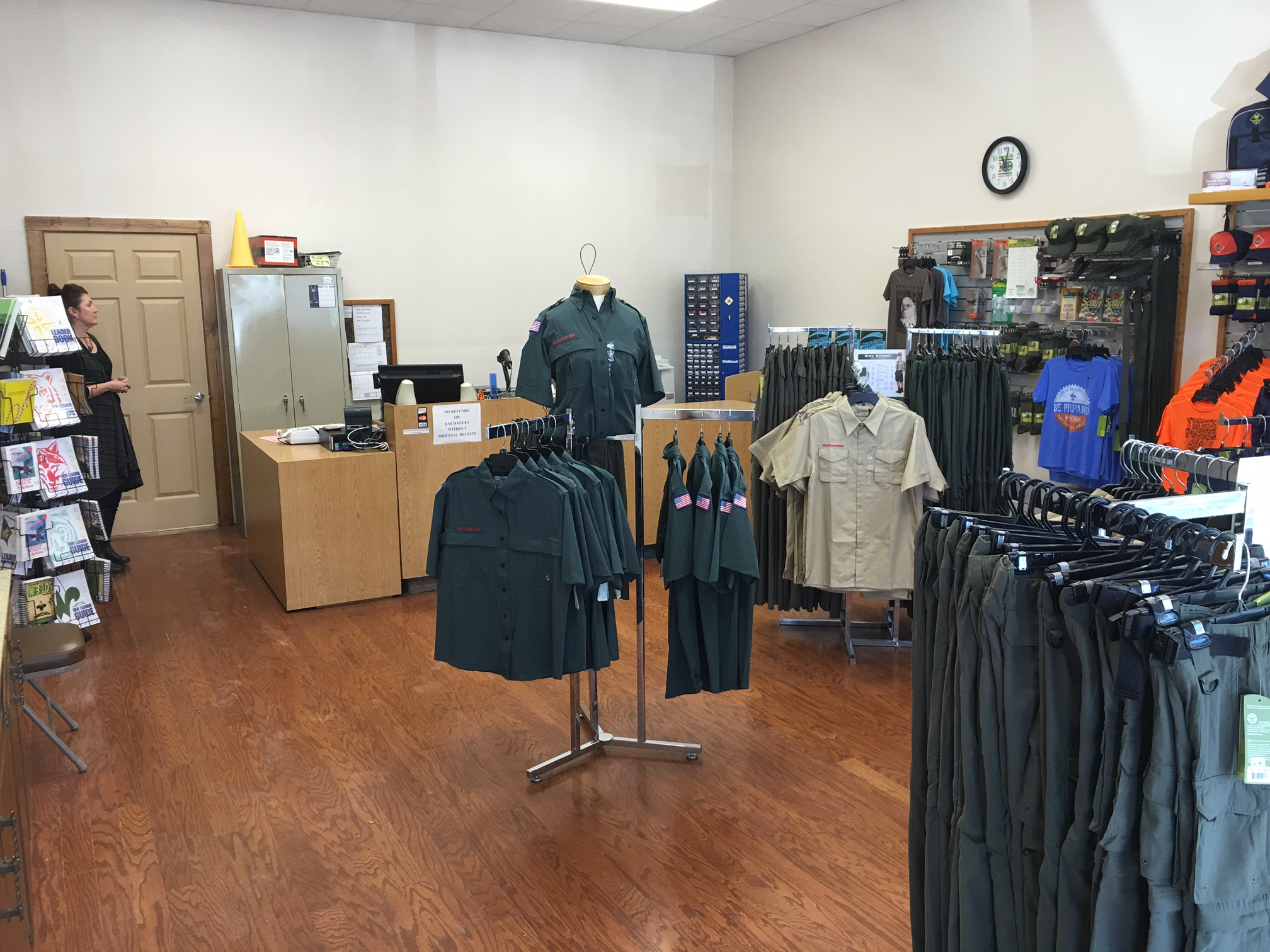 Scouts Service Centers and Stores