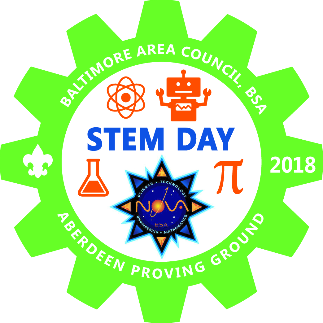 Stem School Loop: 2018 STEM In Scouting At APG Registration